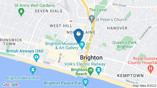 My Brighton Map