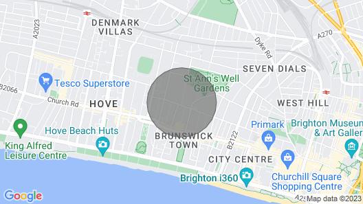 Birch at Somerhill Map
