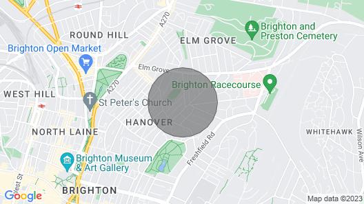Brighton Abode Map