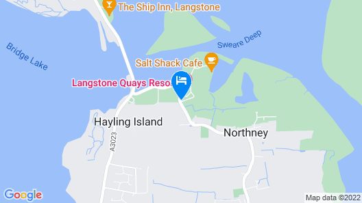 The Langstone Quays Map