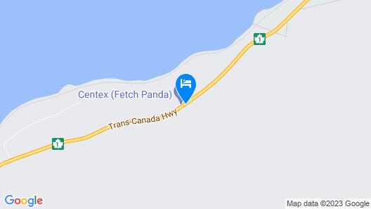 Jade Mountain Motel Map