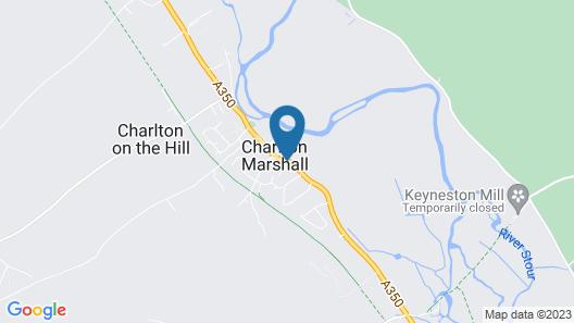 The Charlton Inn Map