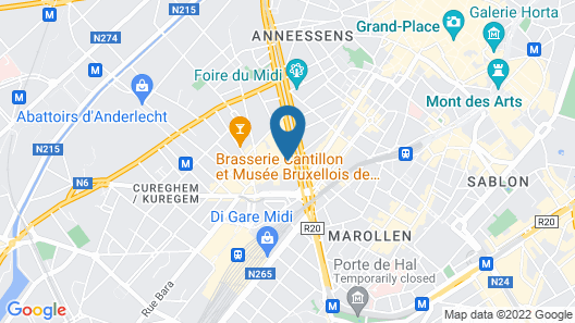 Floris Ustel Midi Map