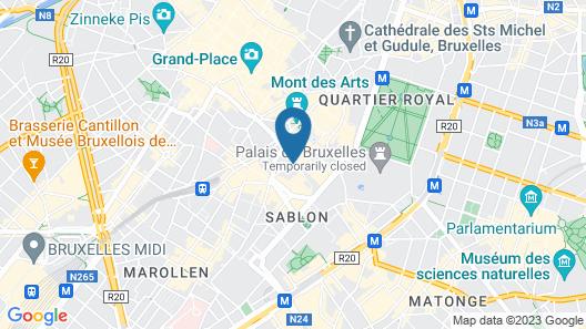 9HOTEL SABLON Map