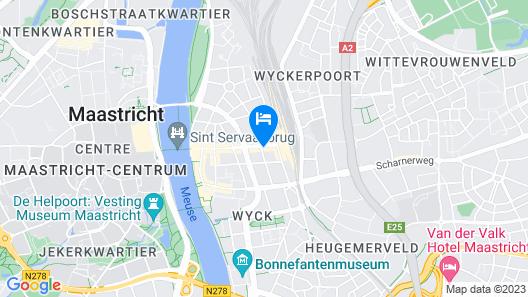 Alex Maastricht Map