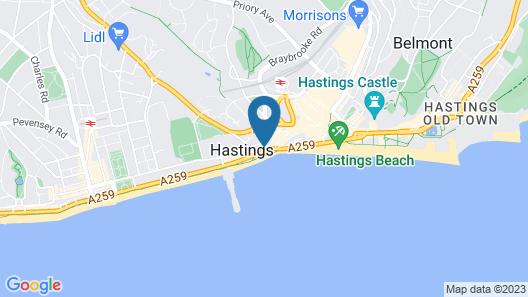 Seagulls Nest Map