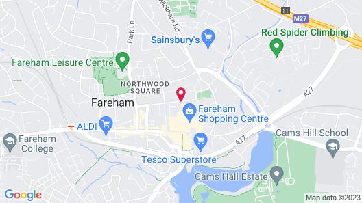 Bembridge House Map