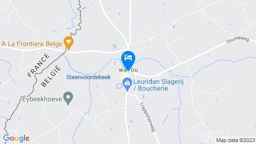 Het Wethuys Map