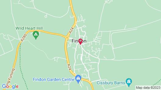 Findon Rest Map
