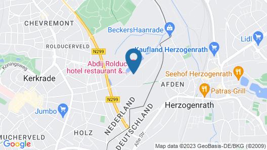 Abdij Rolduc Map
