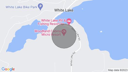 Super Cozy! - The Aspenwood Micro Cabin Map