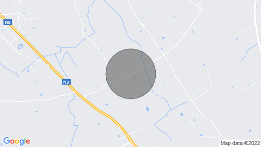 4 Bedroom Accommodation in Ieper Map