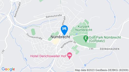 Park Hotel Numbrecht Map