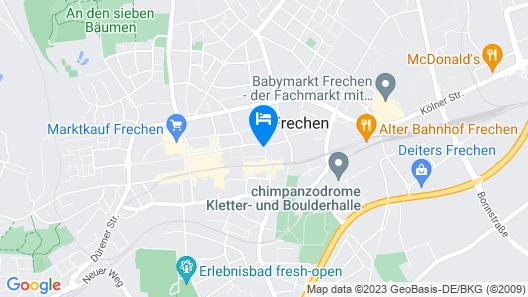 Hotel Rothkamp Map