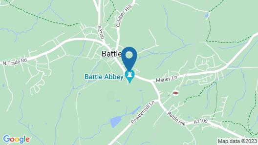 Abbey Nest Map