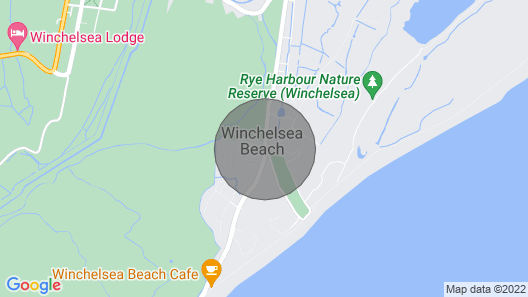 Winchelsea Cove at winchelsea sands Map