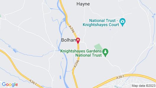 Hartnoll Hotel Map