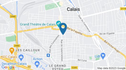 Le Cercle de Malines Map