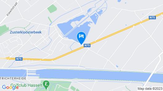 Maison Stout Map