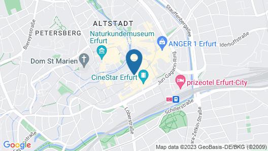 Hotel Zumnorde Map