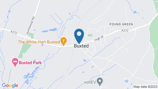 The Buxted Inn Map