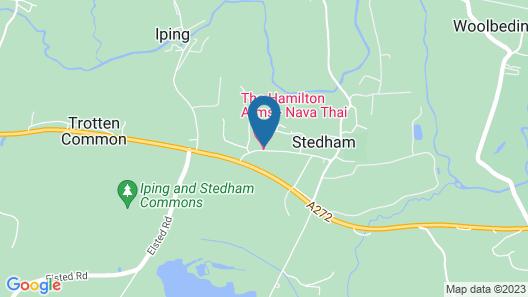 Hamilton Arms Map
