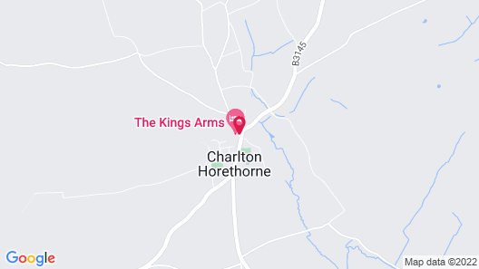 The Kings Arms Map