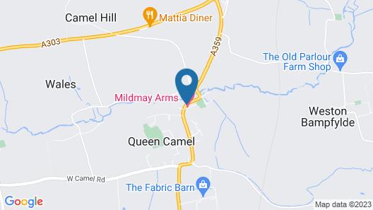 Mildmay Arms Map