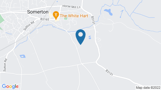 Somerton Court Country House Map
