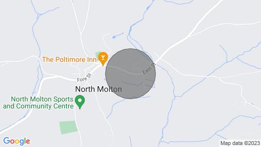 Exmoor View Map