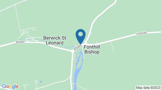 Bird & Carter Fonthill Map