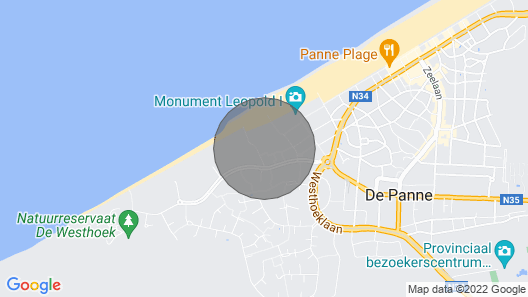 Studio vue sur mer Avec Piscine Interieure Map