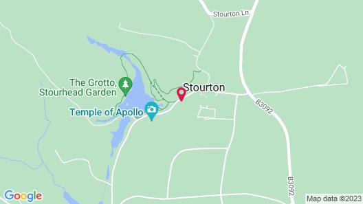 Spread Eagle Inn Map