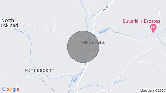 Heddon Mill Crawford Studio 1 Bedroom Map