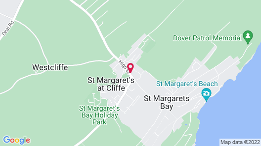The White Cliffs Hotel Map