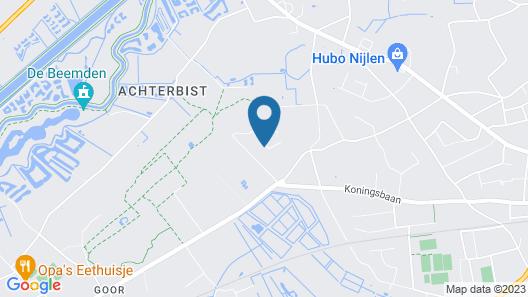 Cozy Chalet in Nijlen With Large Garden Map