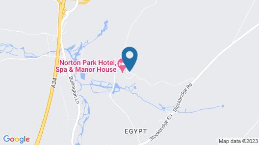 Norton Park Map