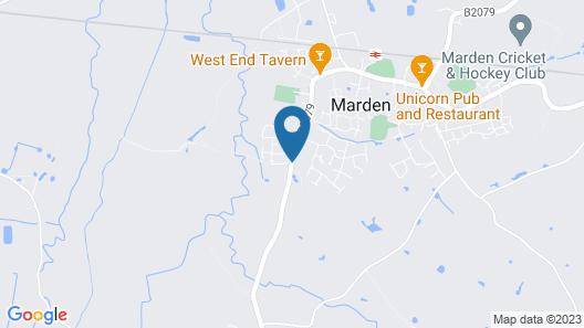 Moleside Cottage Map