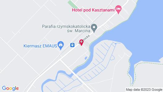 Villa i Restauracja Tymotka Map
