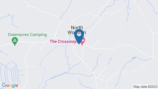 The Crossways Map