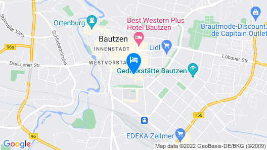 MOMENTS Boutique Hotel Map