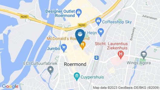 Het Arresthuis Map