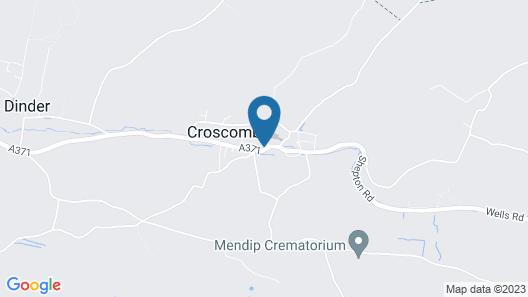 The Cross at Croscombe Map