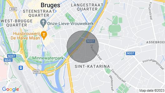 Enjoy Bruges - Holiday Home Map