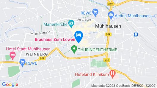 Brauhaus Zum Löwen Map