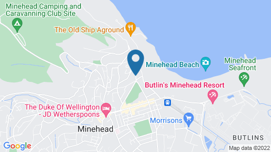 Northfield Hotel Map