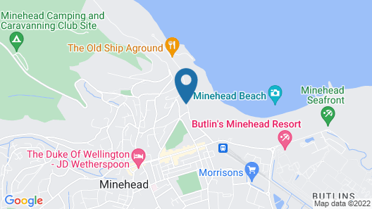 Quay Inn Map