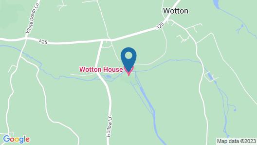 Wotton House Map
