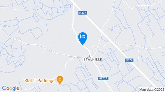 Studio Cathilleweg Map