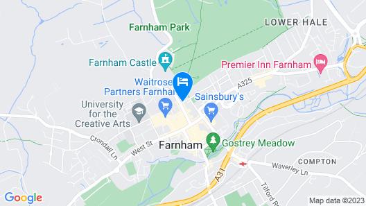 1 Park Row Map
